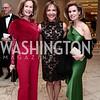 Bonnie McElveen Hunter, Barbara Harrison, Tweed McElveen-Bogache. Photo by Tony Powell. Inaugural American Portrait Gala. November 15, 2015
