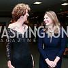 Julia Childs' niece Philadelphia Cousins, Awards Director Tanya Steel. Photo by Tony Powell. Inaugural Smithsonian Food History Gala. October 22, 2015