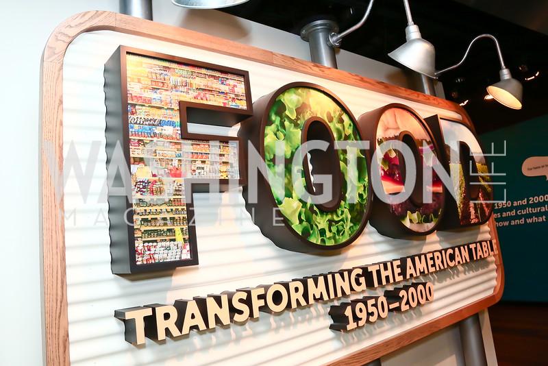 Photo by Tony Powell. Inaugural Smithsonian Food History Gala. October 22, 2015
