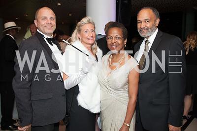 Ken Benson, Susanna Insulander, Linda White, Eric White