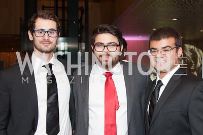 Anthony Daskalakis, Caio Lopes, Rafael Rolon-Muniz