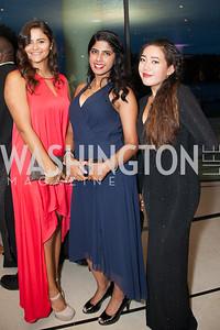 Mariana Egea, Amira Hamirani, Katie Cramer