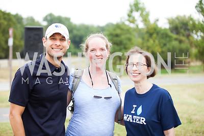 Nicholas Mallos, Kelly Cuhun, Judy Garber
