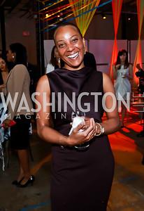 Yahoo VP Tekedra Mawakana. Photo by Tony Powell. Internet Association 2015 Charity Gala. April 14, 2015