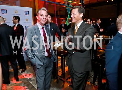 Ed Colbert, Robert Hails. Photo by Tony Powell. Internet Association 2015 Charity Gala. April 14, 2015