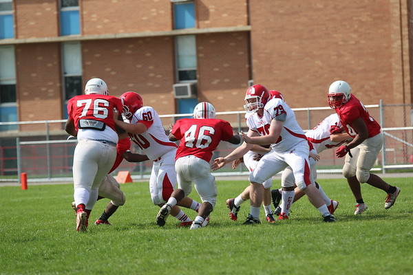 9/20/2014 at Proviso West