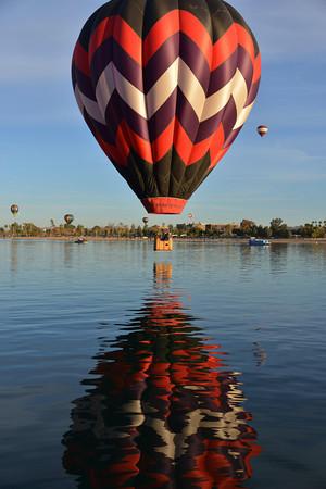 Jan. 17-21-2014 Lake Havasu City 4th Ann. Balloon Festival