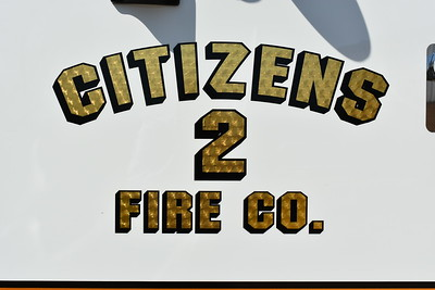 Charles Town Citizens Fire Company - Station 2 in Jefferson County, West Virginia.