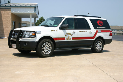 This 2011 Ford Expedition operates as Duty 2.