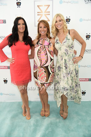 Milionarie Matchmaker Patty Stanger, Jill Zarin, and Aviva Drescher attend Jill Zarin's 3rd. Annual Luxury Luncheon at her private  residence on July 18, 2015  in Southampton. photo by Rob Rich/SocietyAllure.com photo by Rob Rich/SocietyAllure.com © 2015 robwayne1@aol.com 516-676-3939