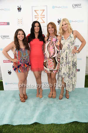 Ally Shapiro, Milionarie Matchmaker Patty Stanger, Jill Zarin, and Aviva Drescher attend Jill Zarin's 3rd. Annual Luxury Luncheon at her private  residence on July 18, 2015  in Southampton. photo by Rob Rich/SocietyAllure.com photo by Rob Rich/SocietyAllure.com © 2015 robwayne1@aol.com 516-676-3939