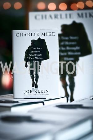 "Joe Klein ""Charlie Mike"" Book Party | Tony Powell"