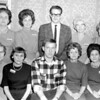 Some first names are visible on the photograph of employees at the Spurgeons Department Store. Do you know the full names of these people? If so, share the information under the photo online at the Effingham Daily News Facebook page.