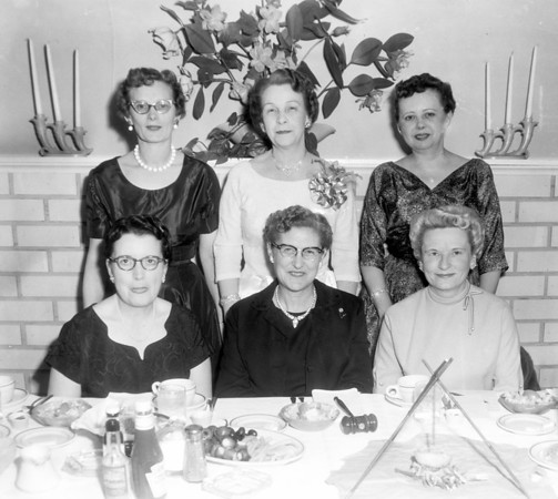 The note on this photo said Business and Professional Women. It was taken in the late 1950s. Do you recognize any of the women? If so, share the information below or at the Effingham Daily News Facebook page.