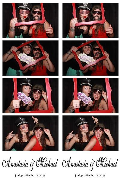 Anastasia & Michael July 18, 2015