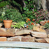 Lots of beautiful landscaping.  Karen enjoys gardening and it shows.