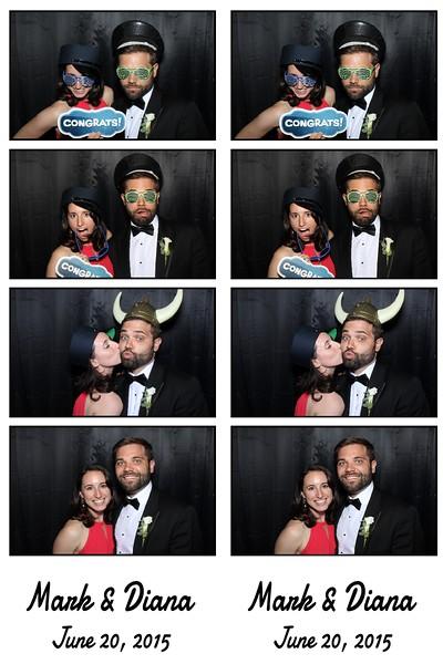 Mark & Diana June 20, 2015