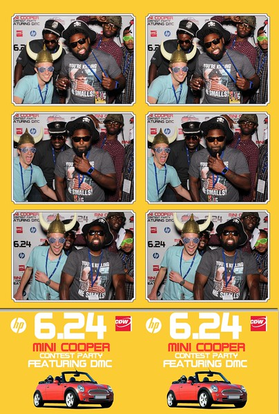 Mini Cooper Contest Party June 24, 2015