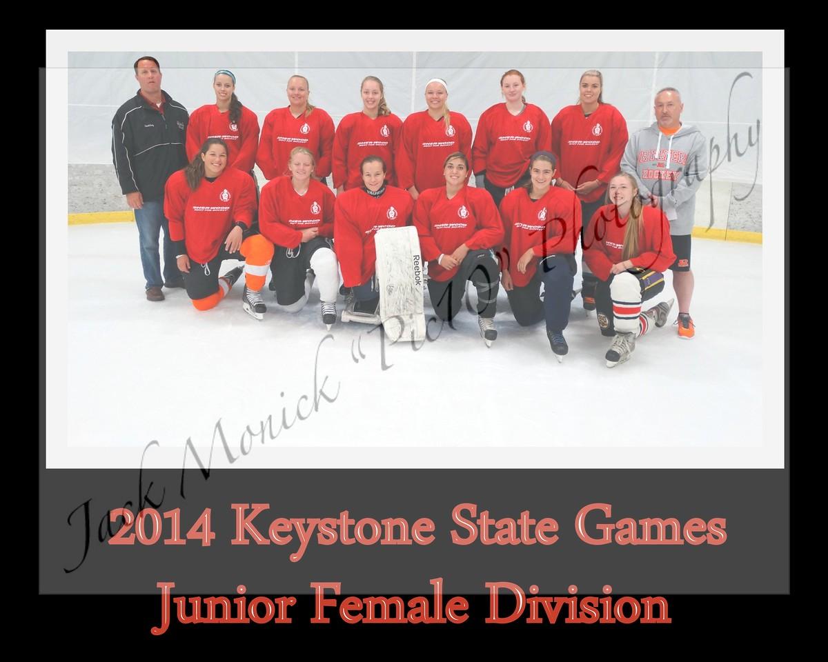 Keystone South Junior Female