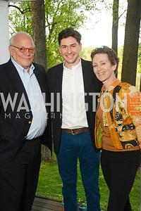 Scott Willis, Max Van Praag, Mary-Sherman Willis
