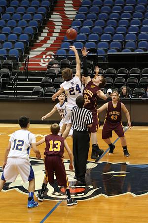 Cubs Boys Basketball 2014=15