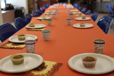 First-grade Thanksgiving