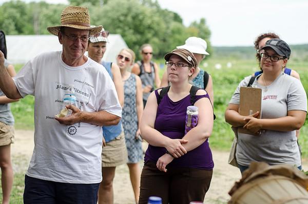 Flat's Mentor Farm Tour de Farm