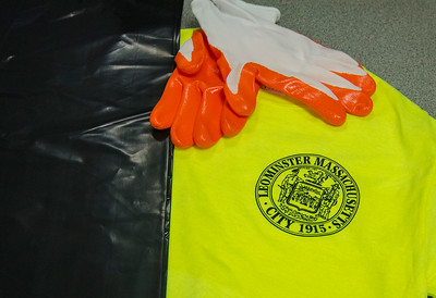 Leominster City Cleanup Gear
