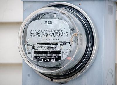 Leominster National Grid meter