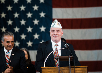 Leominster honors Veterans at City Hall