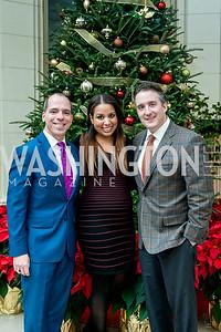 Jose Raul Perales, Giovanna Ricardo, Scott Parven. Photo by Tony Powell. Lizt Alfonso Dance Cuba. December 2, 2015