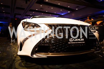 Lexus at Lombardi Gala 2015