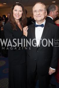 Anne Saunders Fabry, Ernie Rosenberg