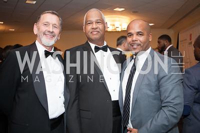 Jeff Brawn, Mark Cobb, Chris Rivera