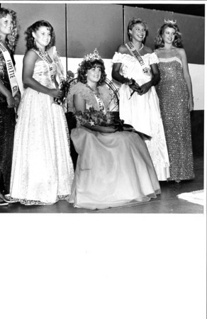 Fayette County queen and her court are shown in the photo from Effingham Daily News' archives. Do you recognize the queen, or her attendants? If you can identify them, post the information on the Effingham Daily News Facebook page under the photo.