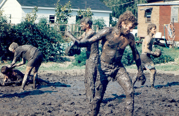 This group seems to be really enjoying their romp in the mud. Do you know any of the participants? If so, log onto the Effingham Daily News Facebook page and post the info under the photo.
