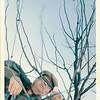 Trimming a tree. An arborist or a decorator? Do you recognize him? Post the information under the photo on the Effingham Daily News Facebook page.