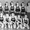 We think this team is from Louisville and the photo was taken in 1954, but who are the players and coach? If you know, log onto the Effingham Daily News Facebook page and post the information below the photo.