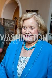 Sharon Percy Rockefeller. Photo by Tony Powell. Lucky Roosevelt NPR party. September 11, 2015