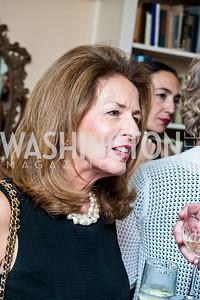 Nancy Rosebush. Photo by Tony Powell. Lucky Roosevelt NPR party. September 11, 2015