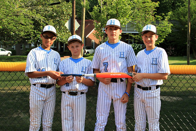 Haston home run hitters