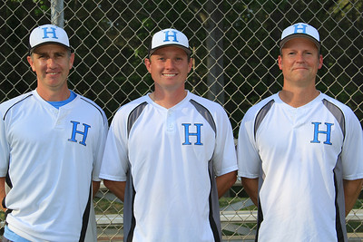 Haston coaches
