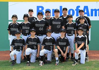 Turner team 5x7