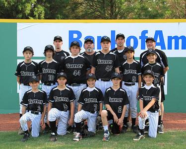 Turner team 8x10