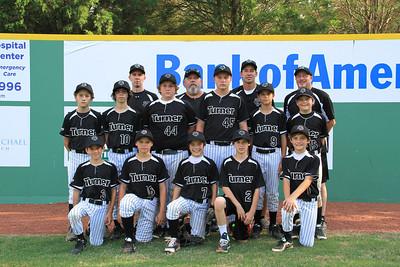 Turner team photo