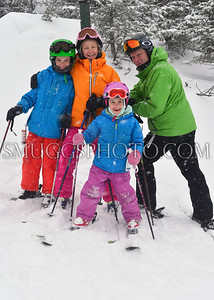 March 12,2014- Families,Couples,KIDS,and more- STERLING MT.