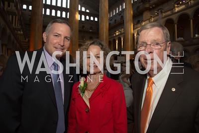 Mrs. Dianne Isakson and Senator Johnny Isakson
