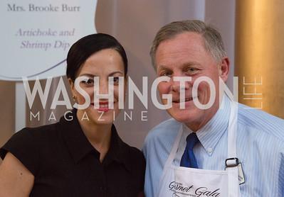 Senator Richard Burr (R-NC) and Mrs. Brooke Burr