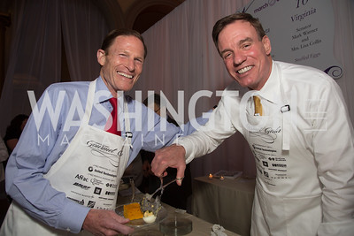 Senator Richard Blumenthal (D-CT), Senator Mark Warner (D-VA)