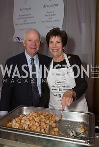 Senator Ben Cardin (D-Maryland) and Mrs. Myrna Cardin